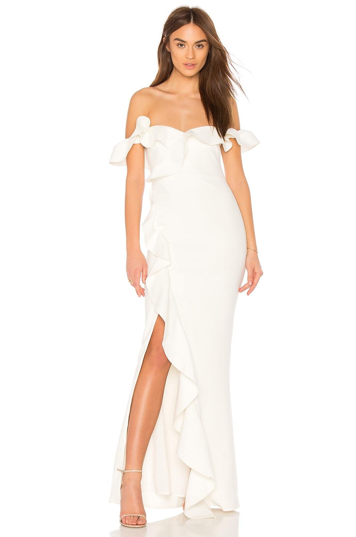 x Revolve Miller Bridesmaids Dress