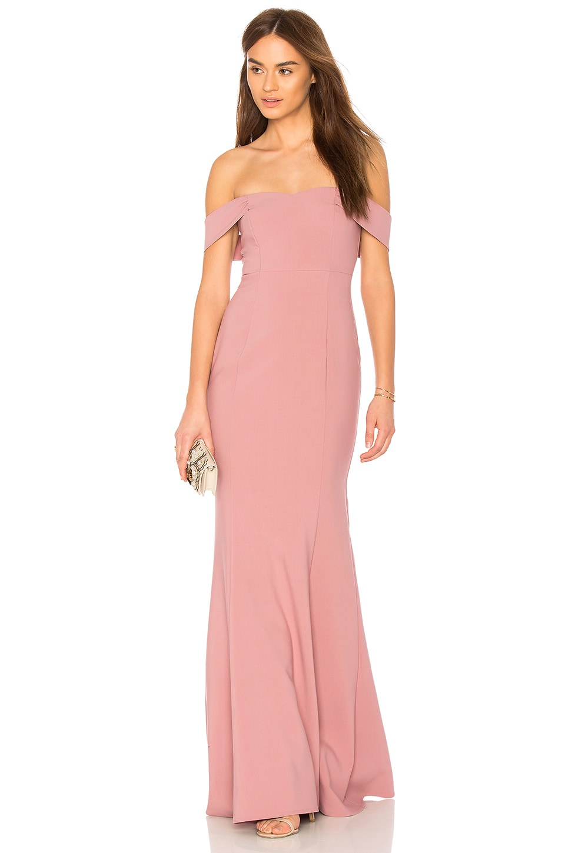 x Revolve Bartolli Bridesmaid Gown