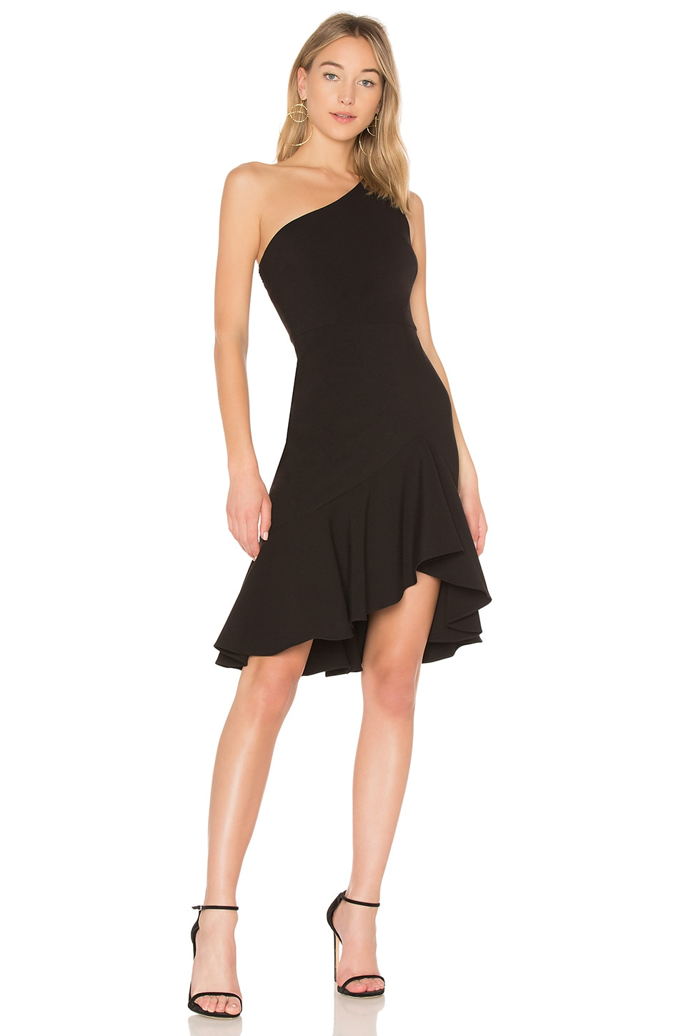LIKELY Rollins Dress in Black