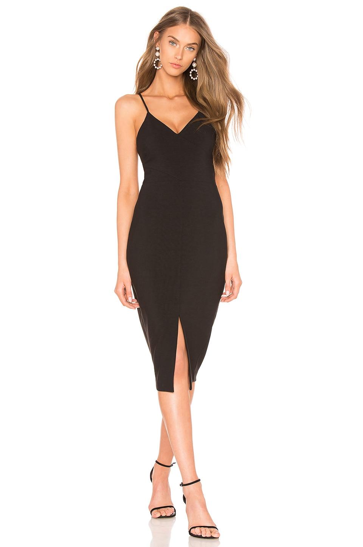 LIKELY Brooklyn Dress in Black