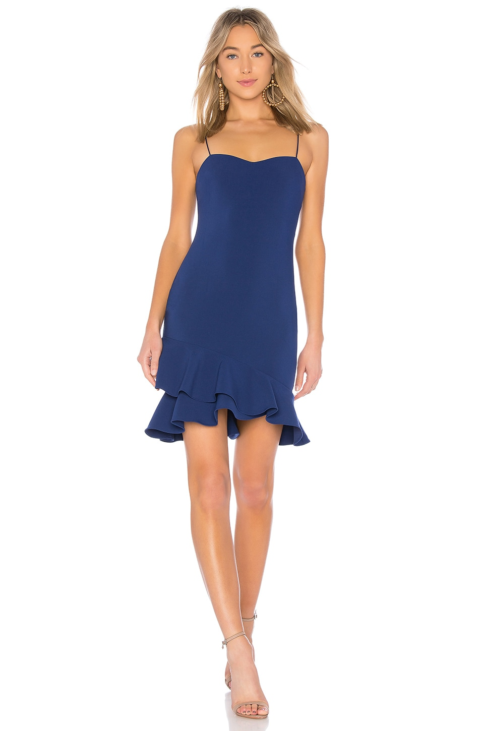LIKELY Verona Dress in Blueprint