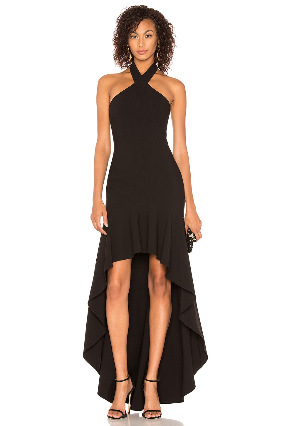 LIKELY Jenny Gown in Black