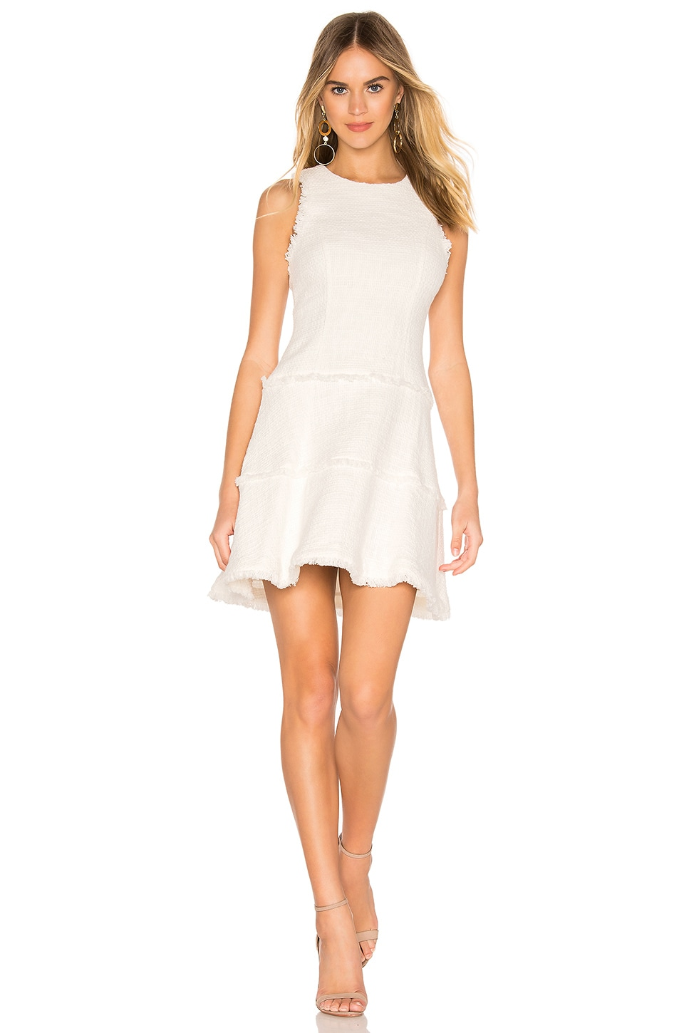 LIKELY Jewel Dress in Ivory