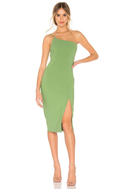 LIKELY Cassidy Dress in Juniper
