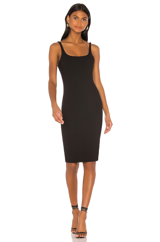 LIKELY Gabrielle Dress in Black