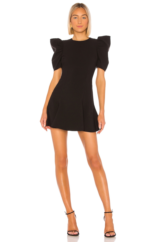 LIKELY Alia Dress in Black