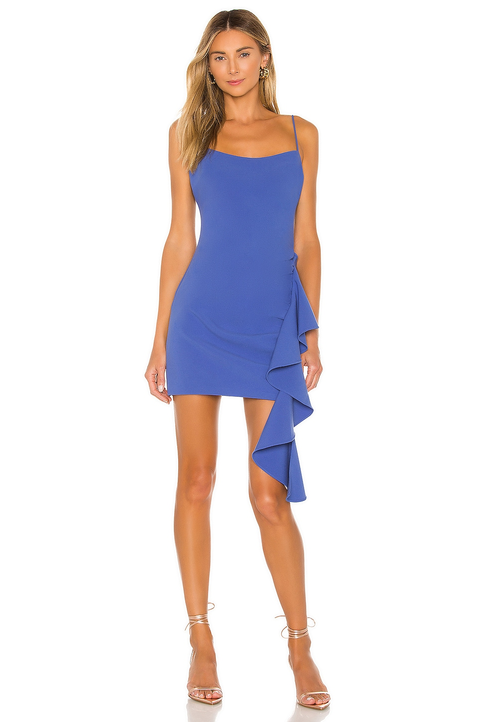 LIKELY Whitney Dress in Amparo Blue
