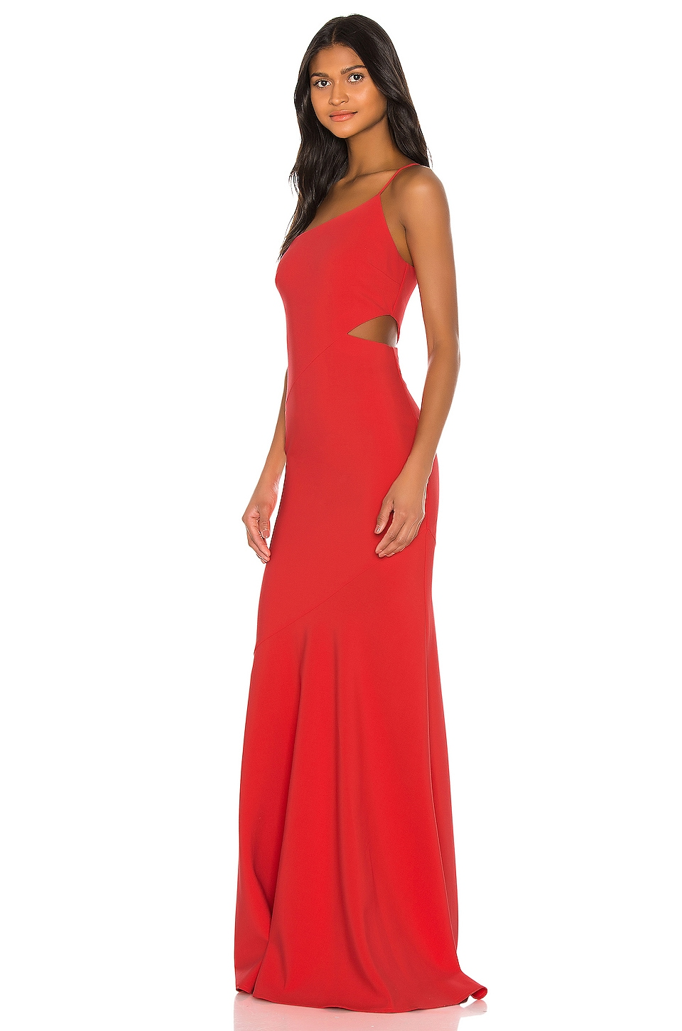 Fina Gown, view 3, click to view large image.