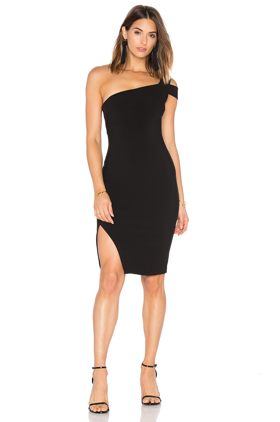 e07e99a2 LIKELY Packard Dress in Black | REVOLVE