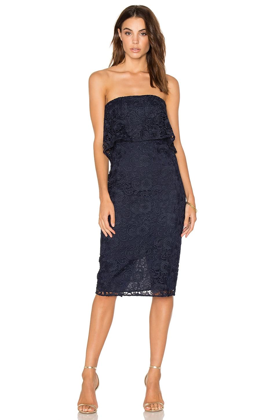 Lace Driggs Dress by Likely