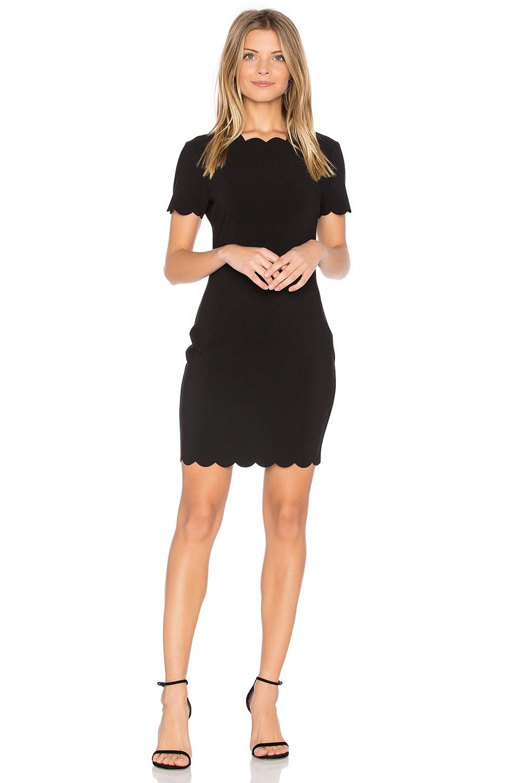 Scallop Manhattan Dress