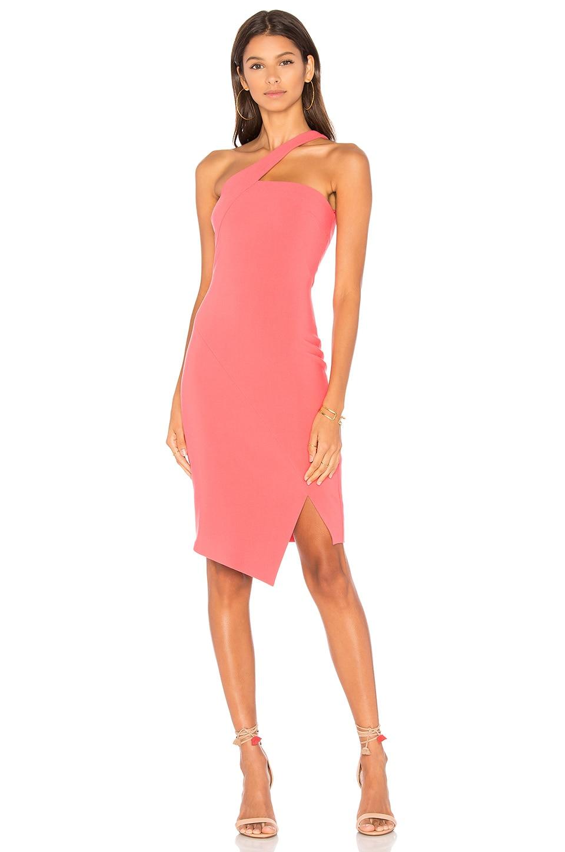 Cerise Dress