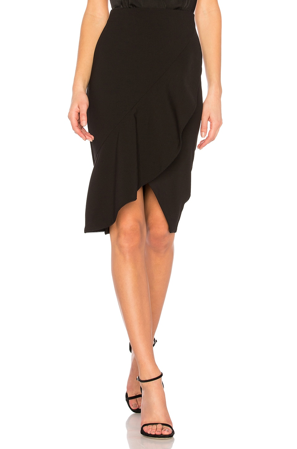 LIKELY Marino Skirt in Black
