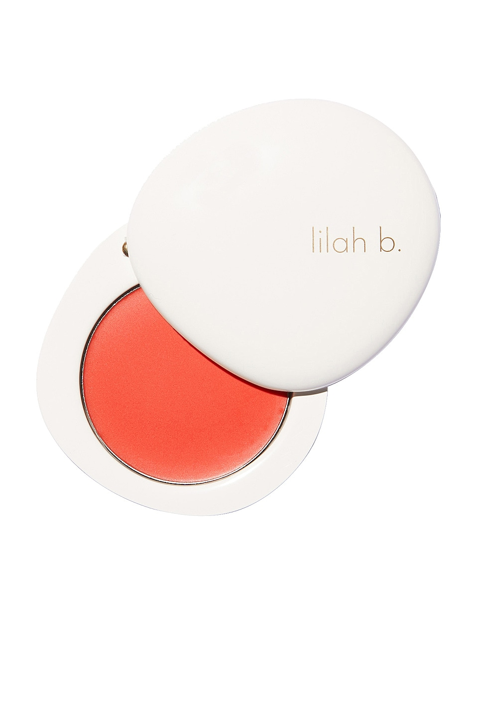 lilah b. Tinted Lip Balm in b. cheeky