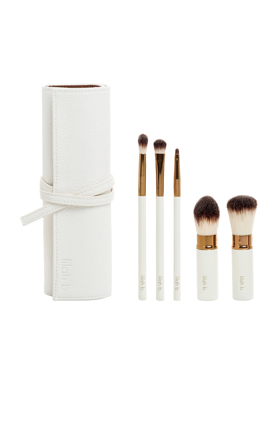 lilah b. Lets Face It Brush Set