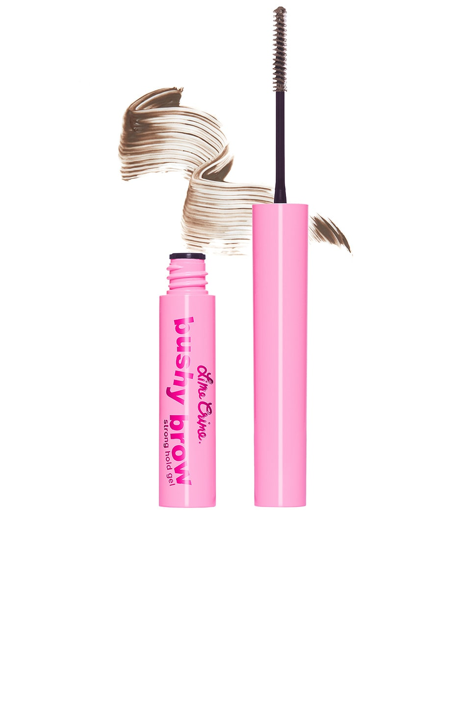 Lime Crime Bushy Brow Strong Hold Gel in Baby Brown