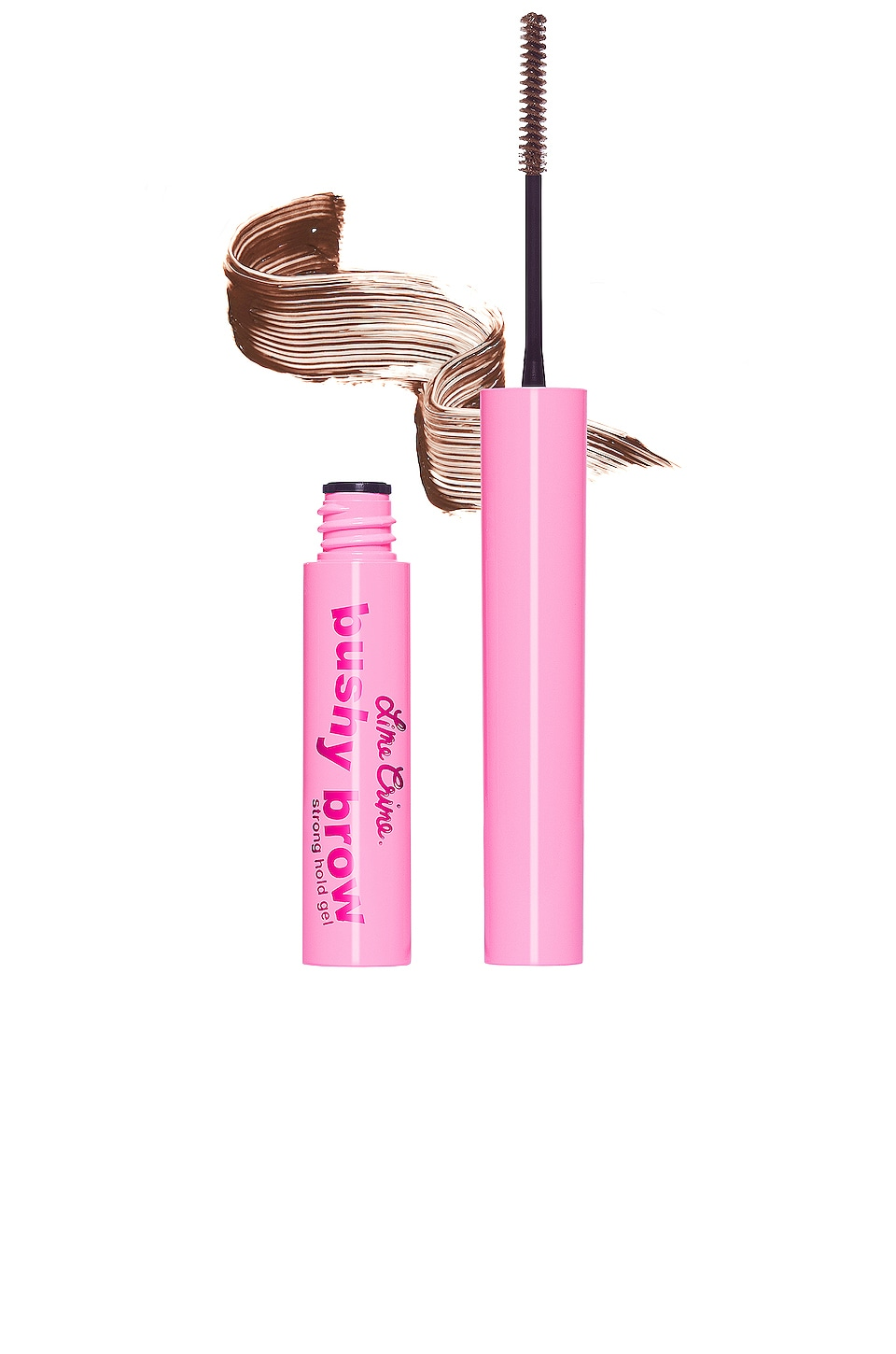 Lime Crime Bushy Brow Strong Hold Gel in Brownie
