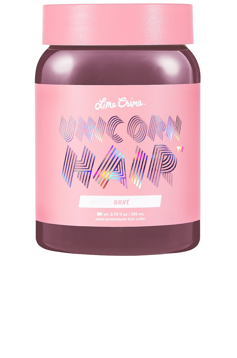 Lime Crime Unicorn Hair in Sext