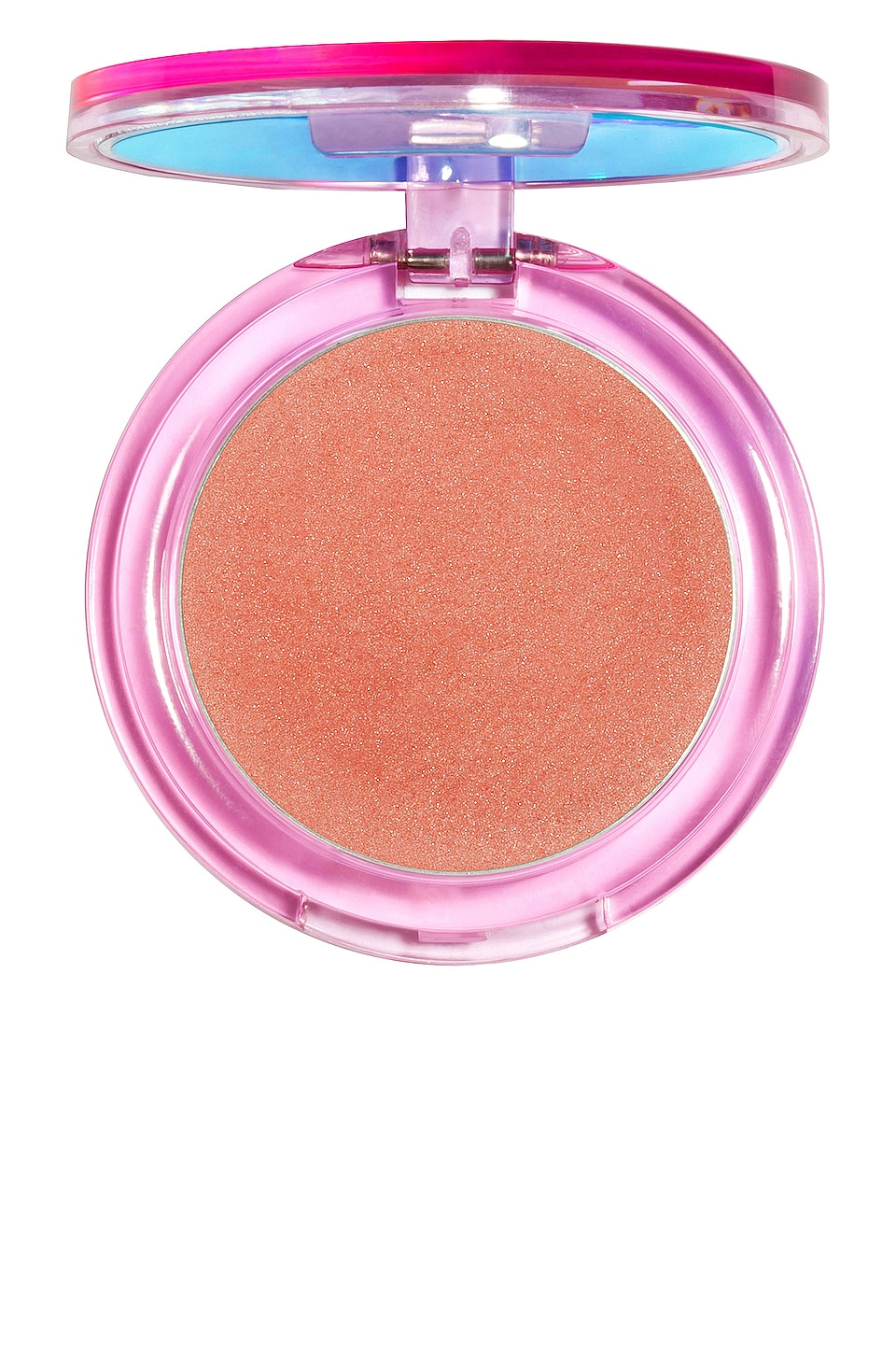 Lime Crime Glow Softwear Blush in Anthurium