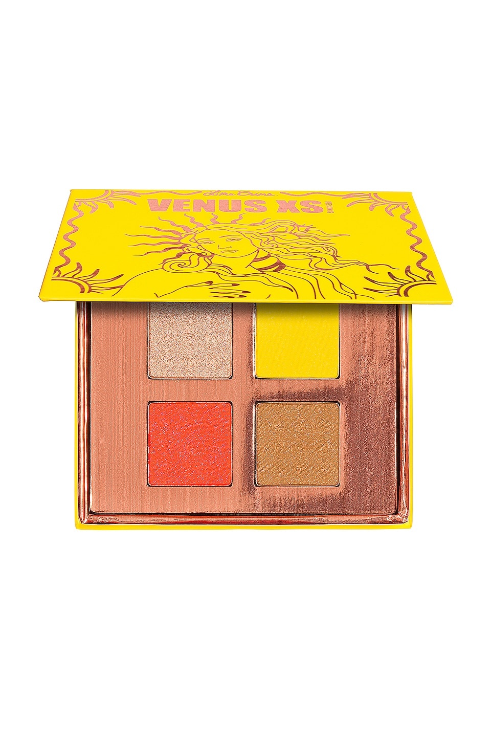 Lime Crime XS Sunkissed Palette