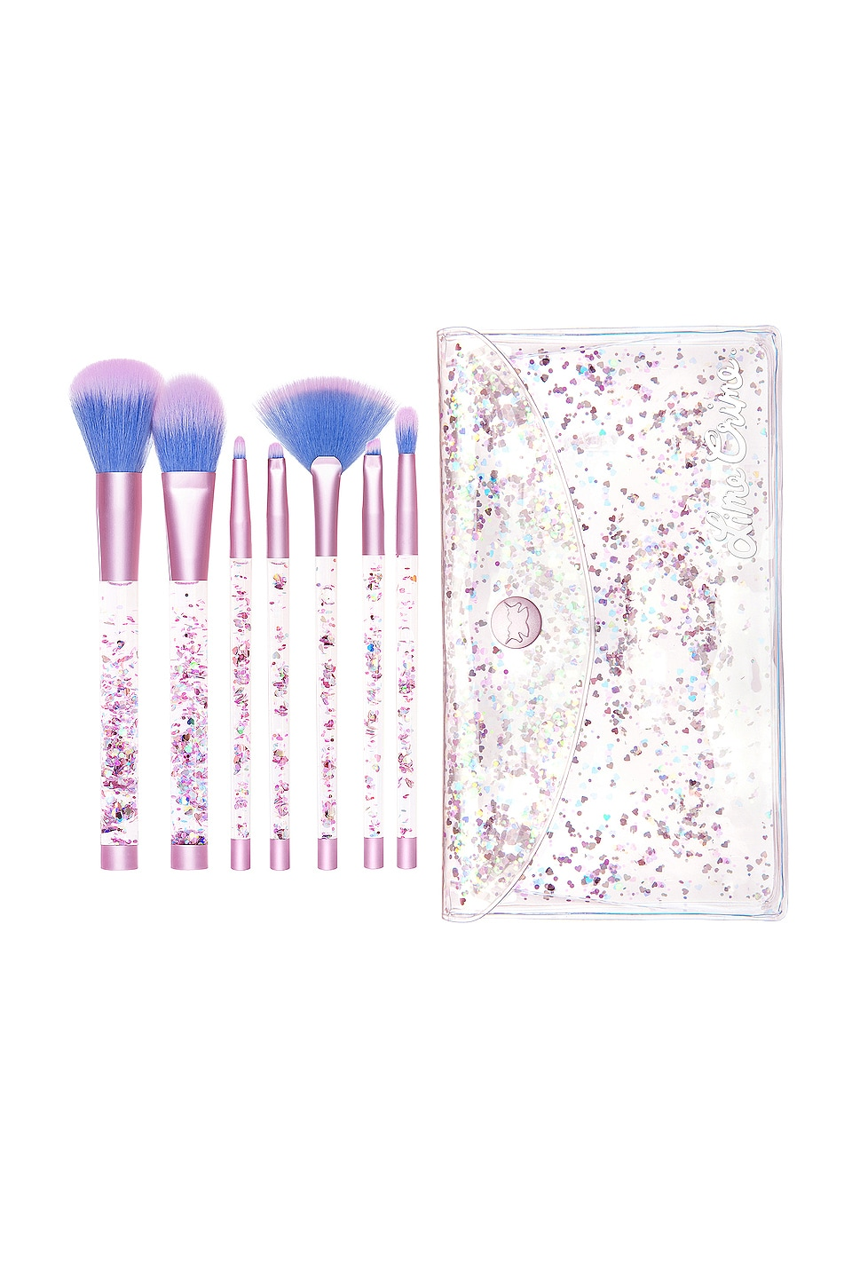 Liquid Glitter Brush Set