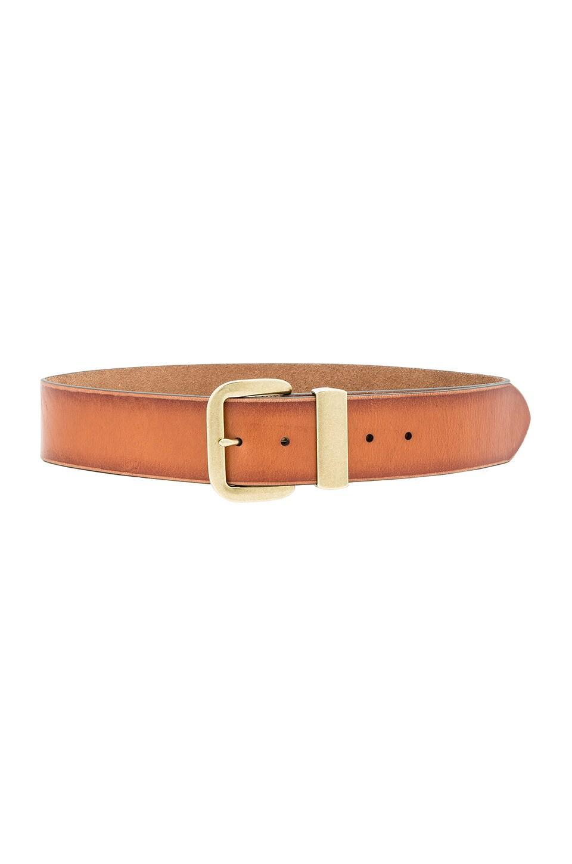 Linea Pelle Chunky Jean Belt in Missoula