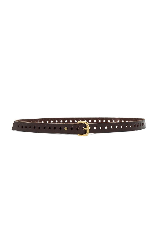 Skinny Versatile Belt by Linea Pelle
