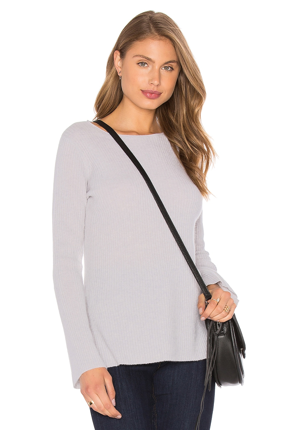 Gavin Bell Sleeve Sweater by Line