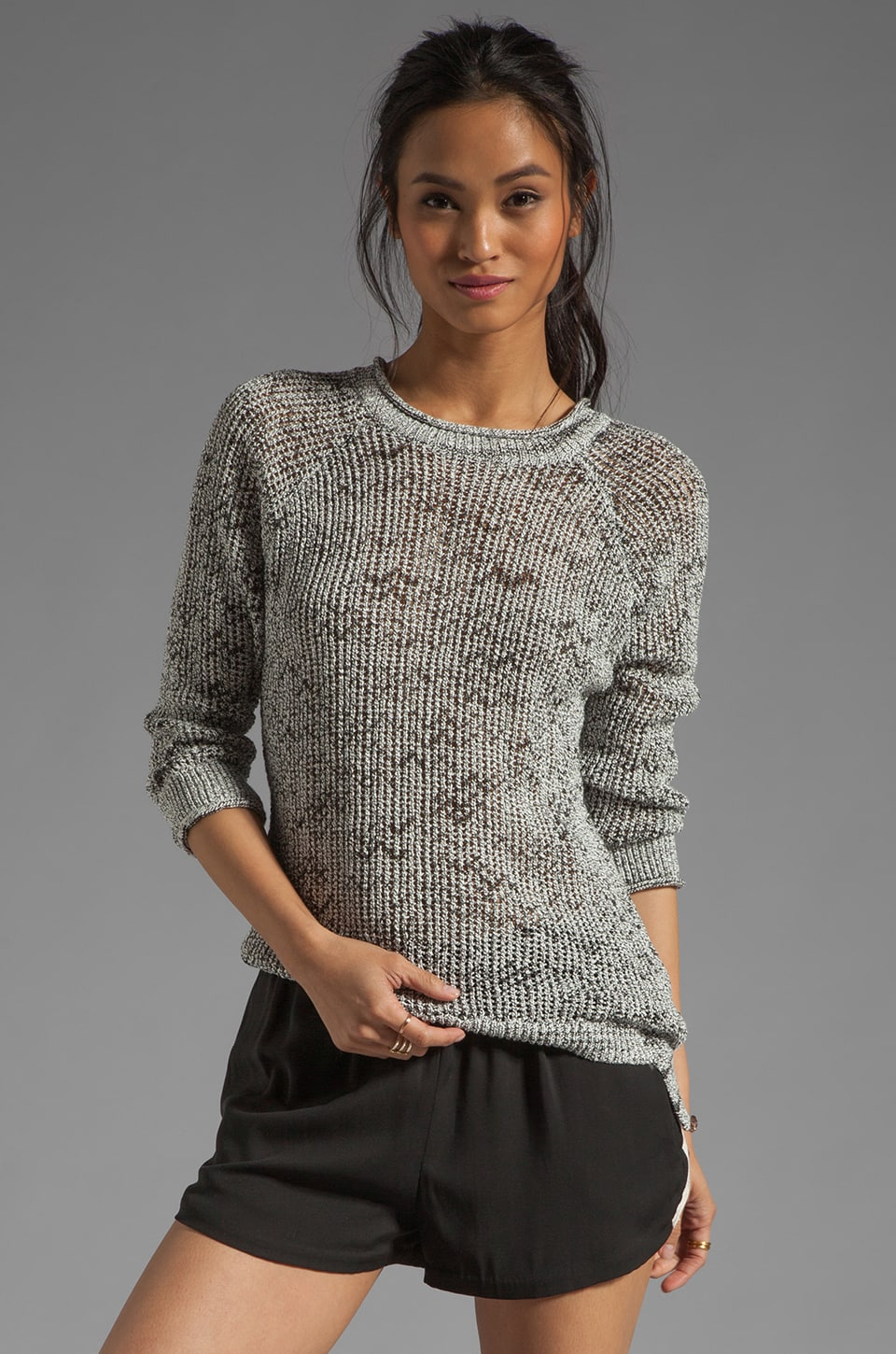 Line The Sandman Sweater in Steamship
