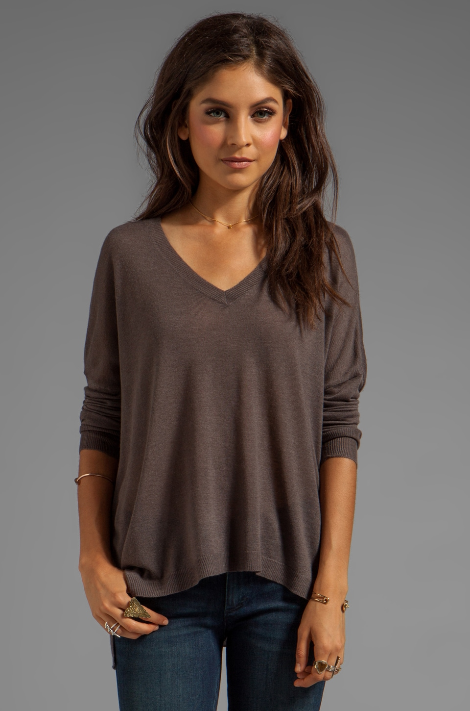 Line The Insinuator Sweater in Rare Earth