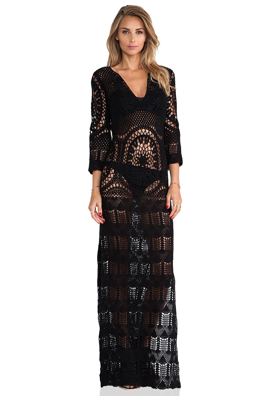 Lisa Maree London Fiction Dress in Black