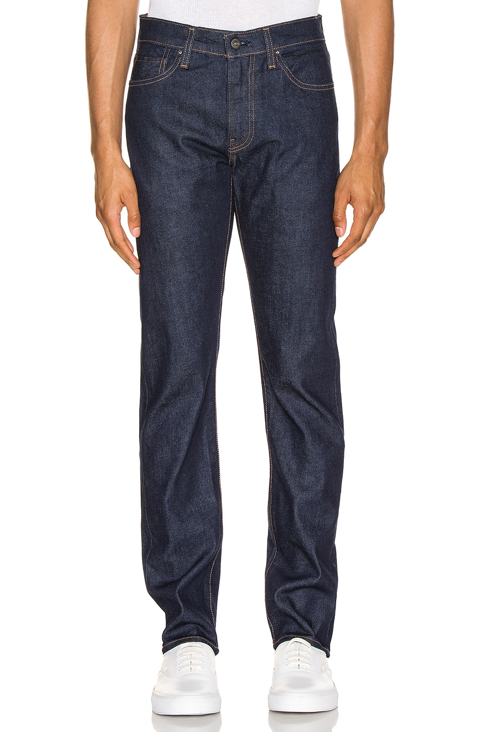 LEVI'S: Made & Crafted 511 en Resin Rinse Stretch Selvedge