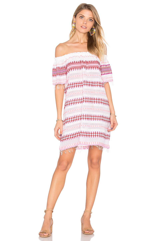 Tabtab Off Shoulder Dress by Lemlem