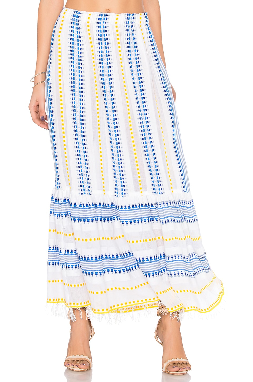 Tabtab Convertible Skirt by Lemlem