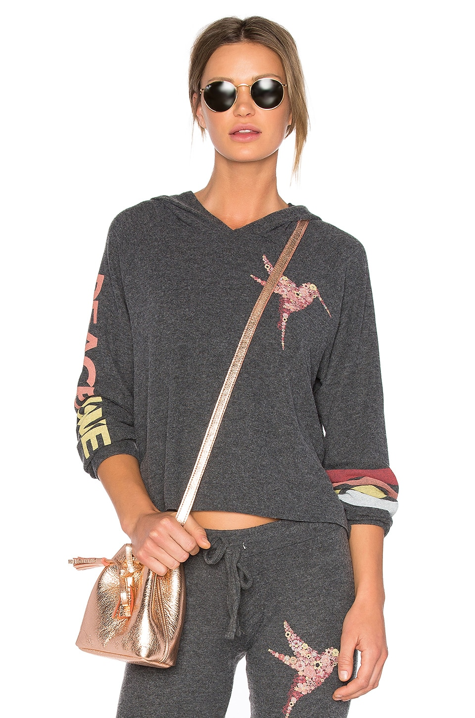 Lauren Moshi Oceana Pullover in Black