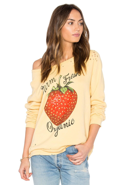Noleta Vintage Pullover by Lauren Moshi
