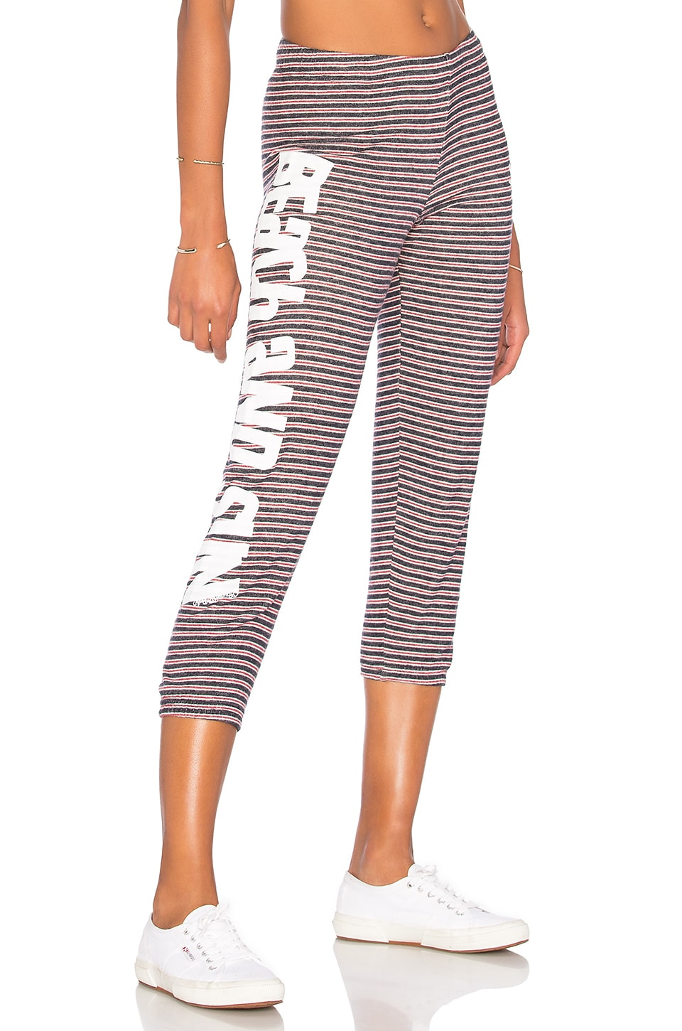Alana Solid Beach & Sun Sweatpant by Lauren Moshi