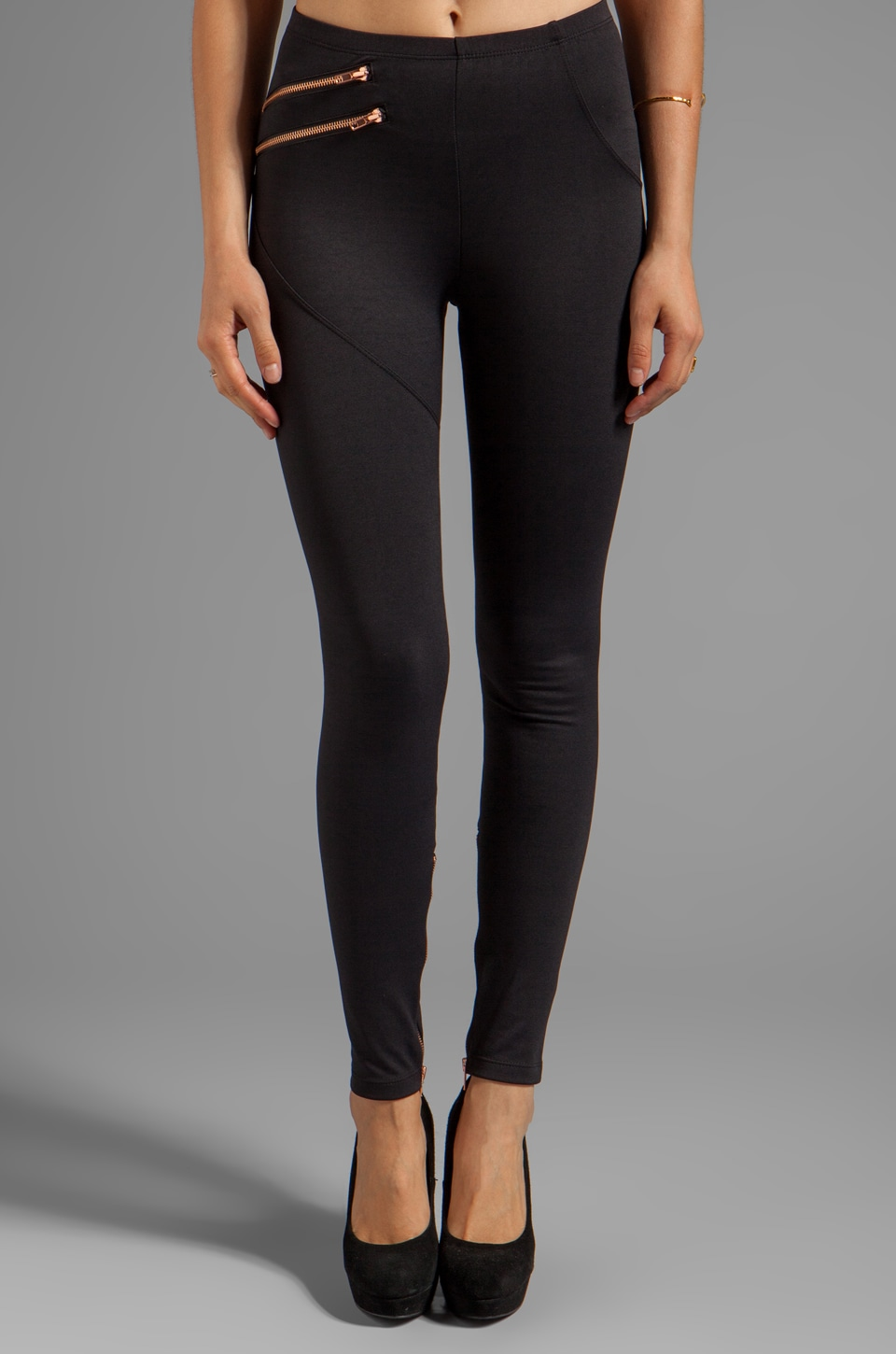 LNA Miranda Legging in Black