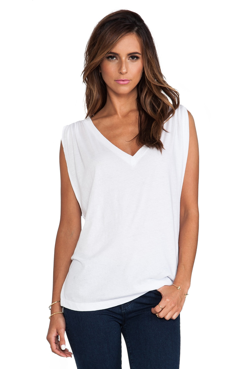 LNA LAG Tank in White