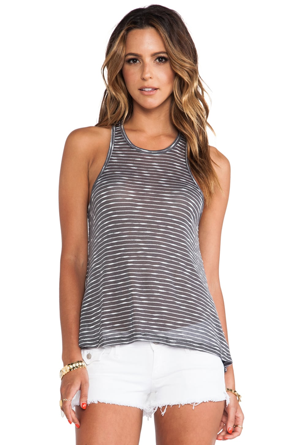 LNA Geo Swing Tank in Coal