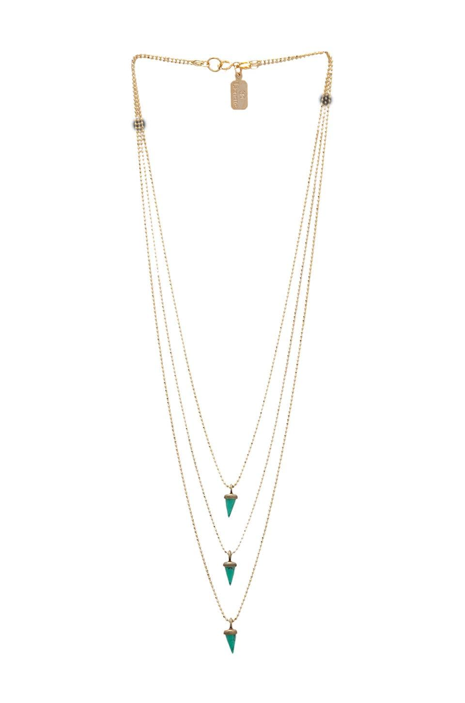Lionette by Noa Sade Avish Necklace in Turquoise