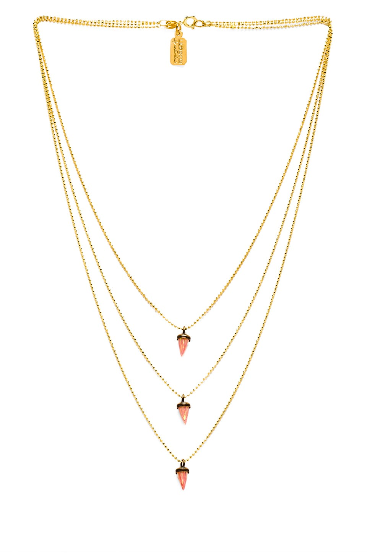 Lionette by Noa Sade Avish Necklace in Rose