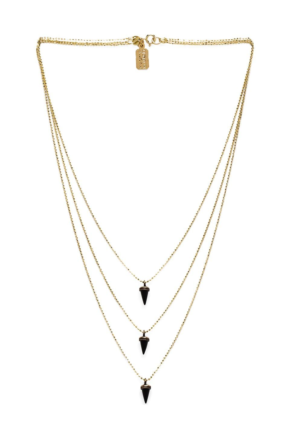 Lionette by Noa Sade Avish Necklace in Black