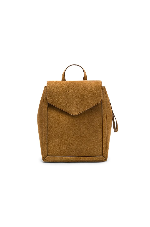 Loeffler Randall Mini Backpack in Sienna