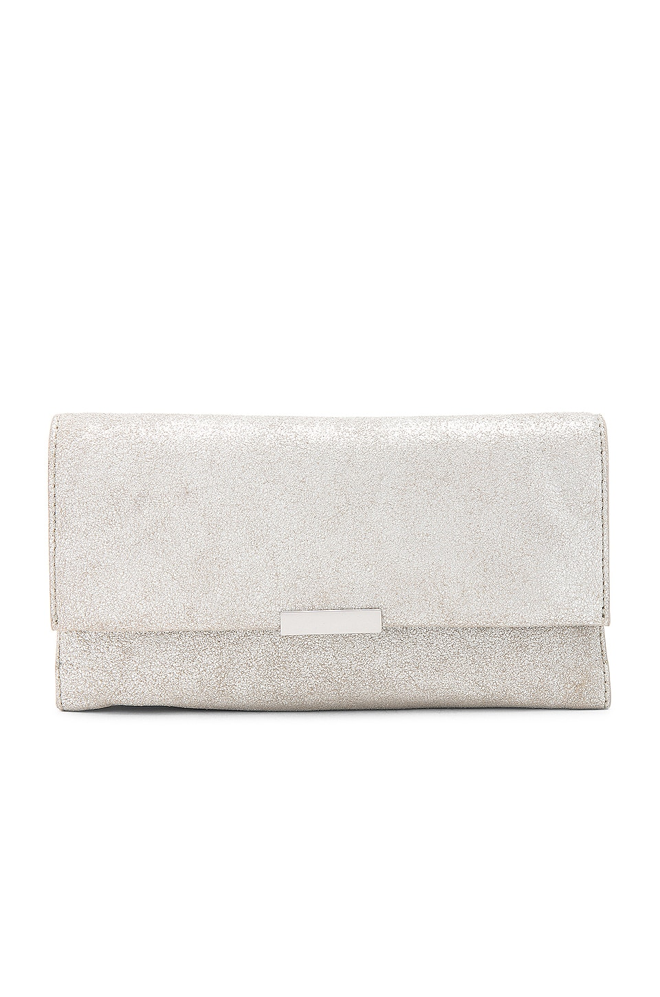 Loeffler Randall Tab Clutch in Sugar