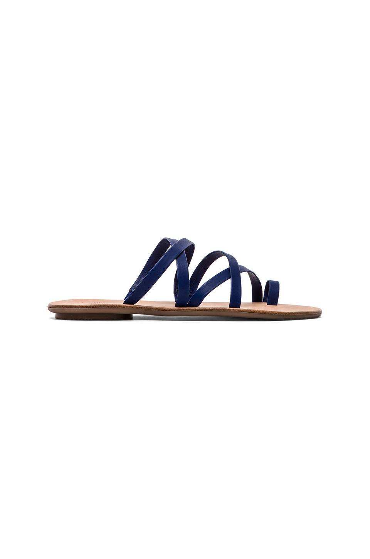 Loeffler Randall Sarie Sandal in Blue