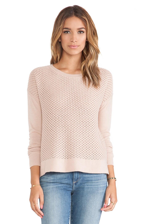 LOMA Vera Cashmere Sweater in Nude