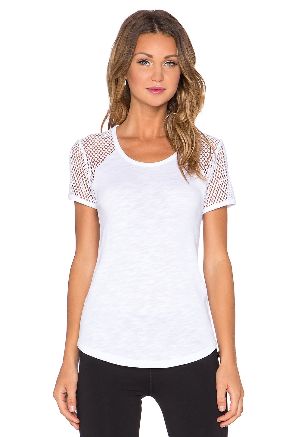 Lorna Jane Revolution Tee in White