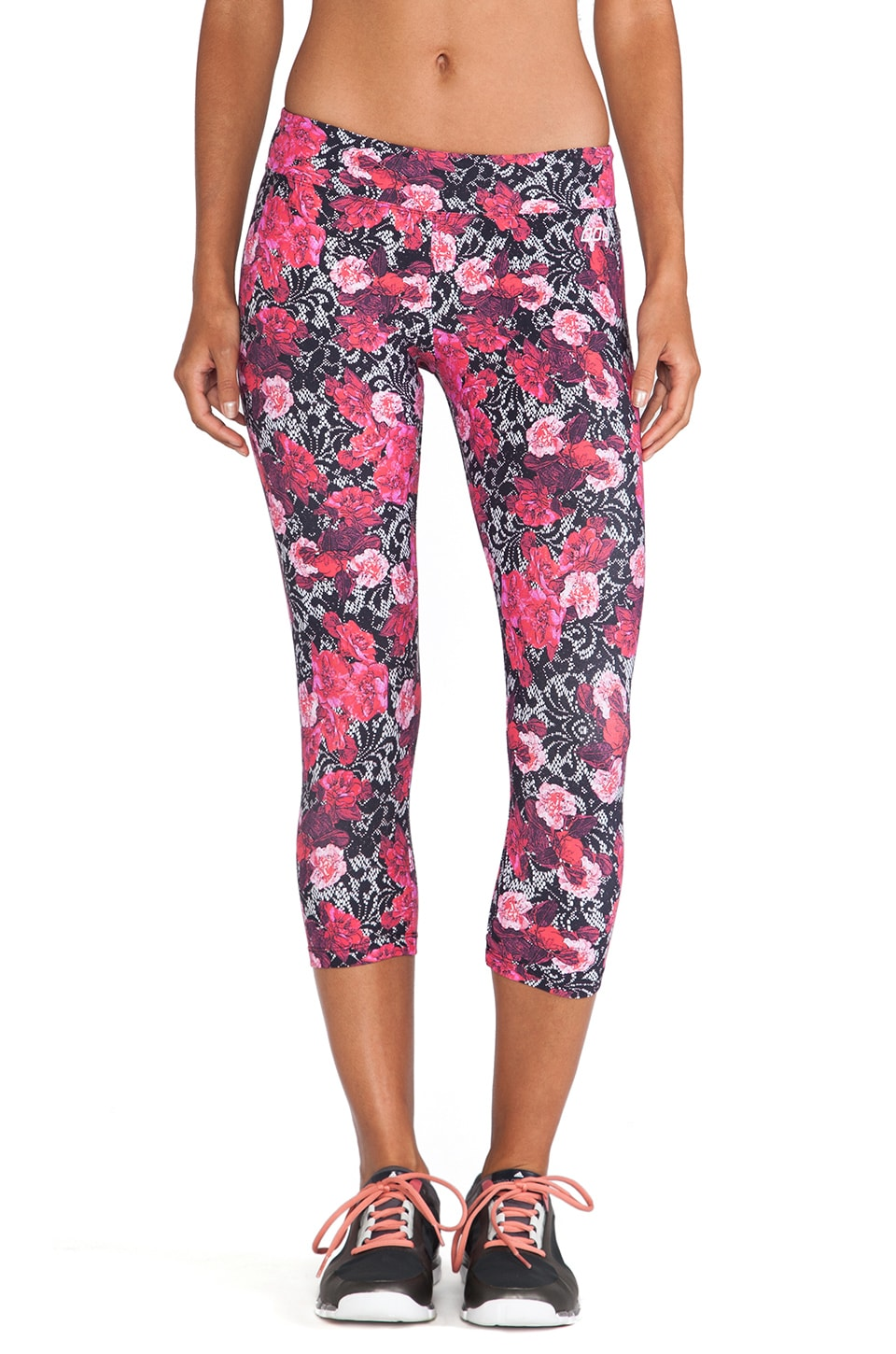 Lorna Jane Gratitude 7/8 Tight in Printed