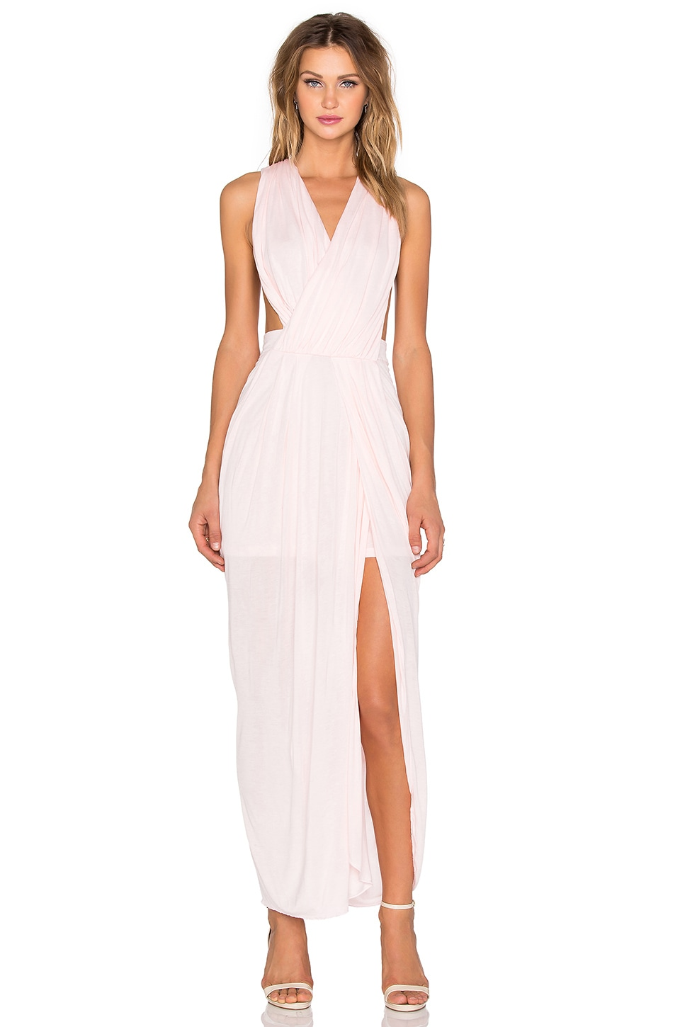 Allure Grecian Maxi by Le Salty Label